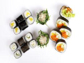 Вегетарианский Сет-min-min